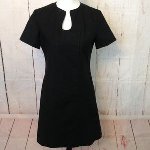 10 Crosby Derek Lam  Black Career Work Shift Dress